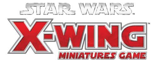Star Wars: X-Wing miniatures game logo