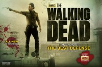 The Walking Dead Board Game: The Best Defense - Board Game Box Shot