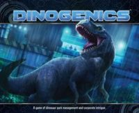 DinoGenics - Board Game Box Shot