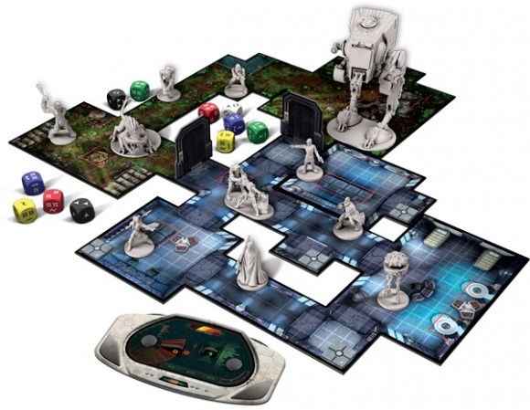 Star Wars: Imperial Assault contents
