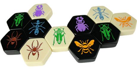Hive pieces