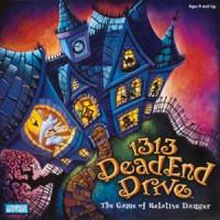 1313 Dead End Drive - Board Game Box Shot