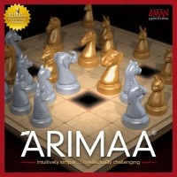 Arimaa - Board Game Box Shot