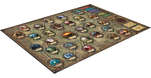 REX game board