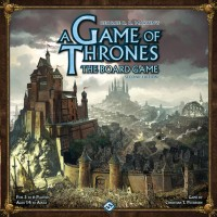 A Game of Thrones: The Board Game (2ed) - Board Game Box Shot
