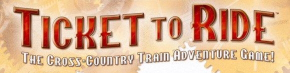Ticket to Ride title