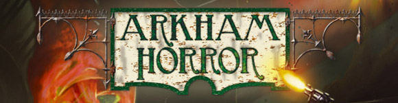 Arkham Horror title
