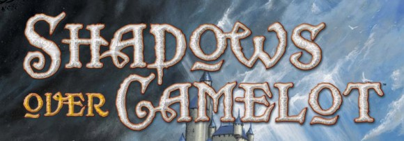 Shadows over Camelot title