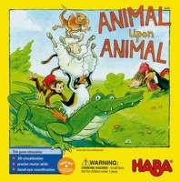 Animal Upon Animal - Board Game Box Shot