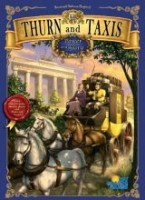 Thurn and Taxis: Power and Glory - Board Game Box Shot