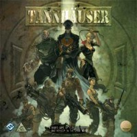 Tannhäuser - Board Game Box Shot