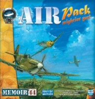 Memoir '44: Air Pack - Board Game Box Shot