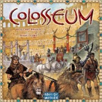 Colosseum - Board Game Box Shot