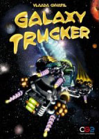 Galaxy Trucker - Board Game Box Shot