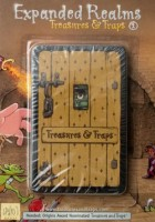 Treasures and Traps: Expanded Realms 1 - Board Game Box Shot