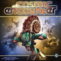 Cosmic Encounter - Board Game Box Shot