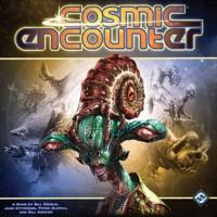 Cosmic Encounter - Board Game Box Shot