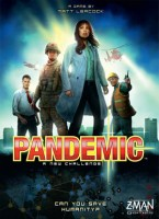 Pandemic - Board Game Box Shot