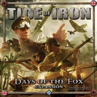 Tide of Iron: Days Of The Fox - Board Game Box Shot