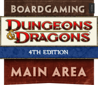 Dungeons & Dragons: 4th Edition - Board Game Box Shot