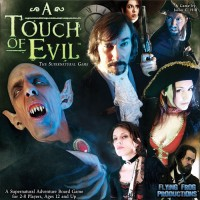 A Touch of Evil - Board Game Box Shot