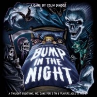 Bump in the Night - Board Game Box Shot