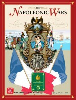 The Napoleonic Wars - Board Game Box Shot
