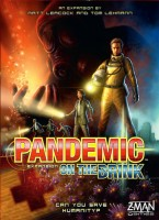 Pandemic: On the Brink - Board Game Box Shot