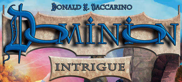 Dominon Intrigue title