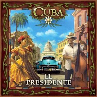 Cuba: El Presidente - Board Game Box Shot
