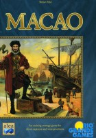 Macao - Board Game Box Shot