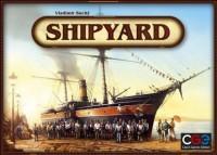 Shipyard - Board Game Box Shot
