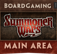 Summoner Wars - Board Game Box Shot