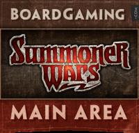 Summoner Wars - Board Game Box Shot