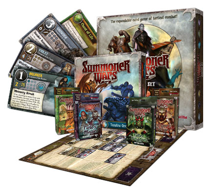Summoner Wars products