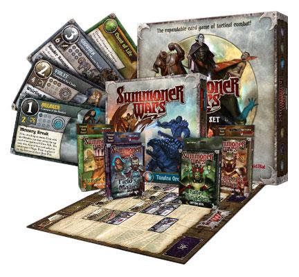 Summoner Wars products