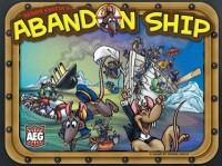 Abandon Ship - Board Game Box Shot