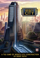 Infinite City - Board Game Box Shot