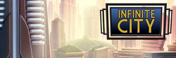 Infinite City title