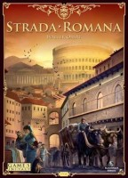 Strada Romana - Board Game Box Shot
