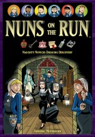 Nuns on the Run - Board Game Box Shot