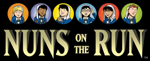 Nuns on the Run title