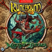 Runebound: Mists of Zanaga - Board Game Box Shot