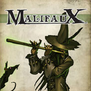 Malifaux - Board Game Box Shot