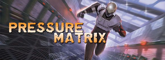 Pressure Matrix game title
