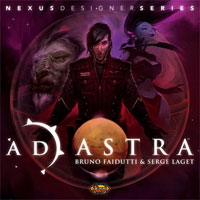 Ad Astra - Board Game Box Shot