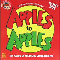 Apples to Apples - Board Game Box Shot