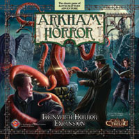 Arkham Horror: The Dunwich Horror - Board Game Box Shot