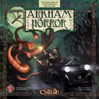 Arkham Horror - Board Game Box Shot