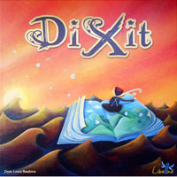 Dixit - Board Game Box Shot